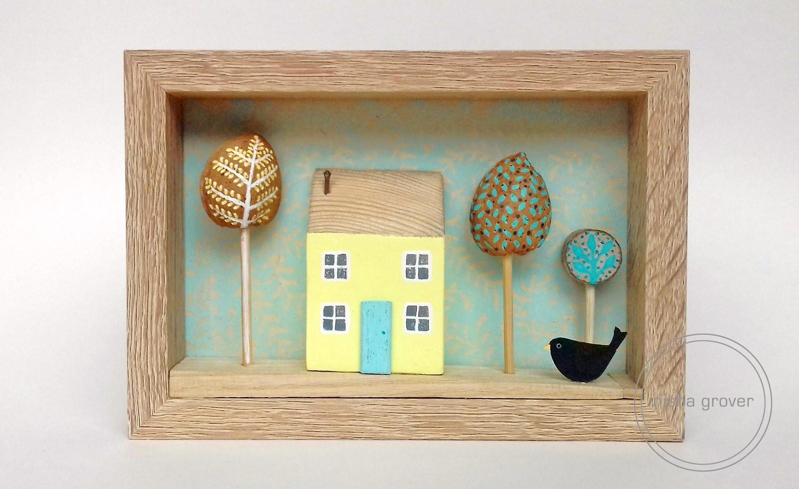 House in frame