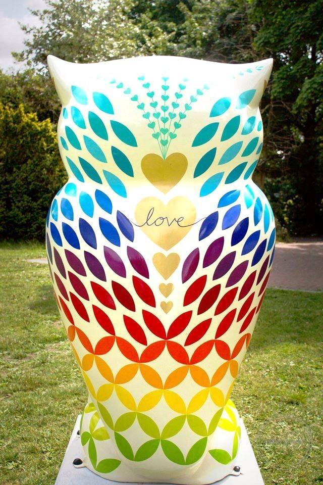 love owl back