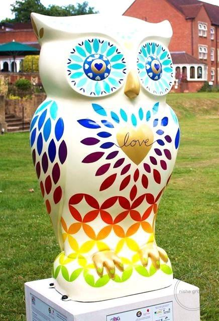love owl front