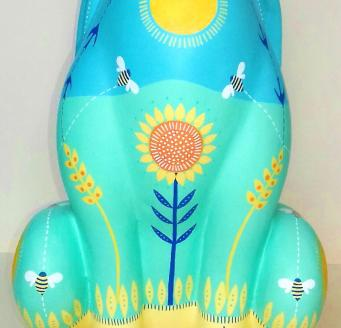 'Summer's Joy' Hare front